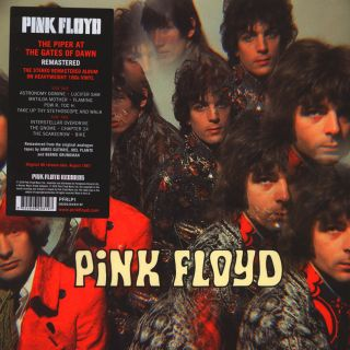 Pink Floyd - The Piper At The Gates Of Dawn  1967/2016 LP