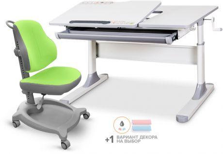 Комплект Mealux парта Vancouver Multicolor Lite + кресло ErgoKids Y-402