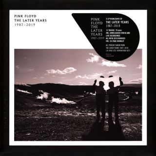 Pink Floyd - The Best Of The Later Years 1987-2019/2019 2LP