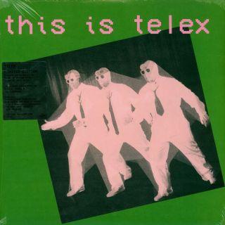 Telex - This Is Telex 2021 2LP