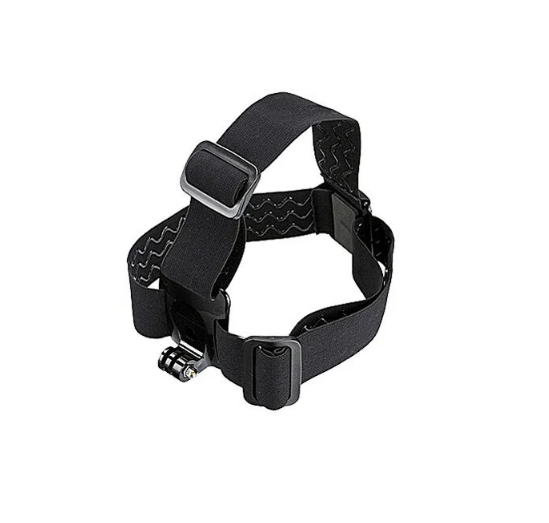 Крепление на голову SJCAM Adjustable Head Strap Mount