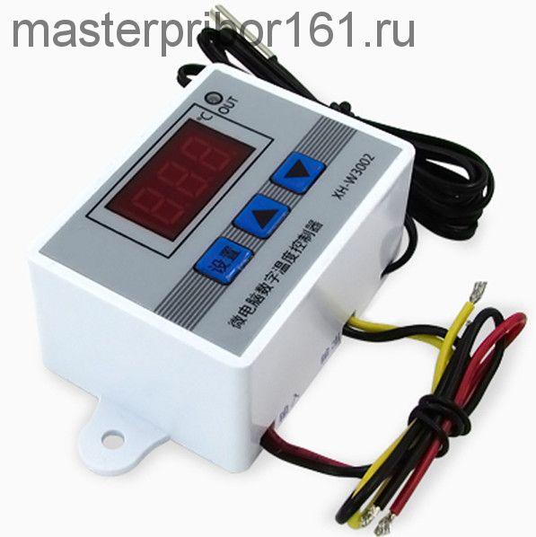 Терморегулятор термостат XH-W3002 пит. 12в