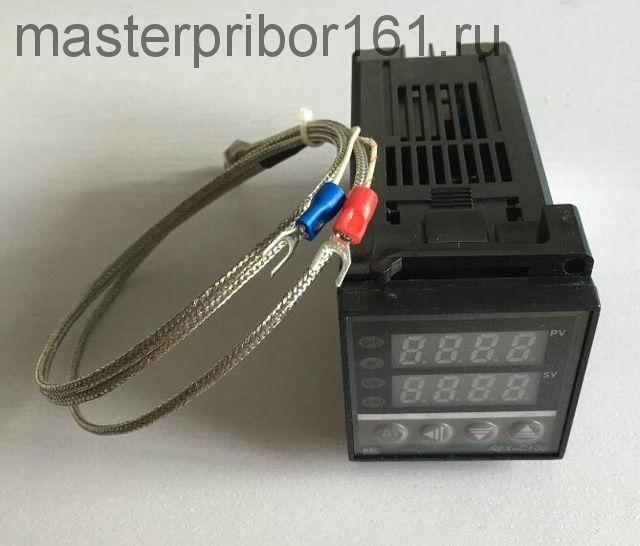 PID-термоконтроллер REX-C100 SSR