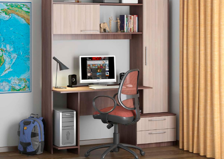 Стол компьютерный №6