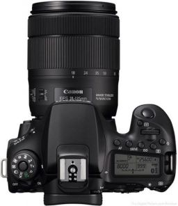 Canon EOS 90D Kit 18-135mm IS STM