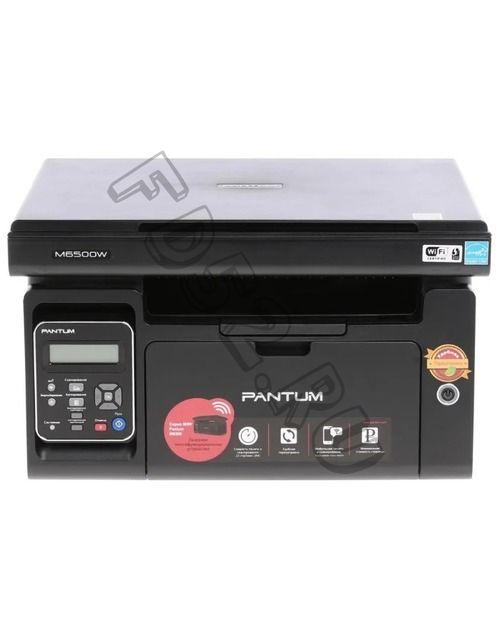 МФУ лазерный PANTUM M6500W, A4, лазерный, черный