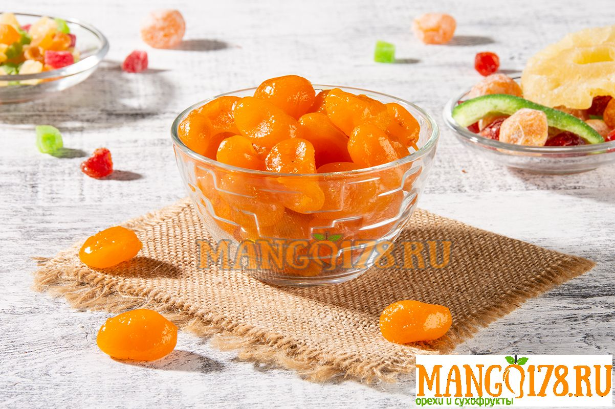 Кумкват оранжевый в сиропе(Апельсин)