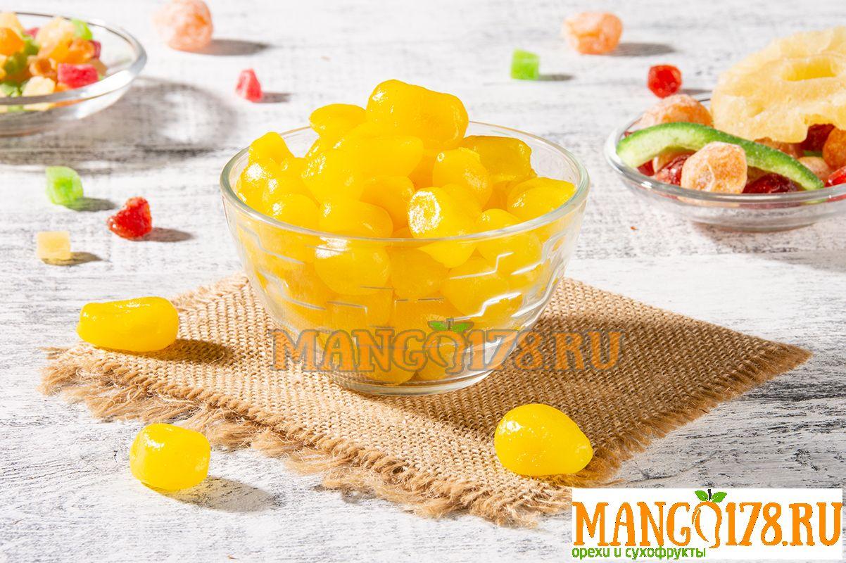 Кумкват желтый в сиропе(Лимончик)