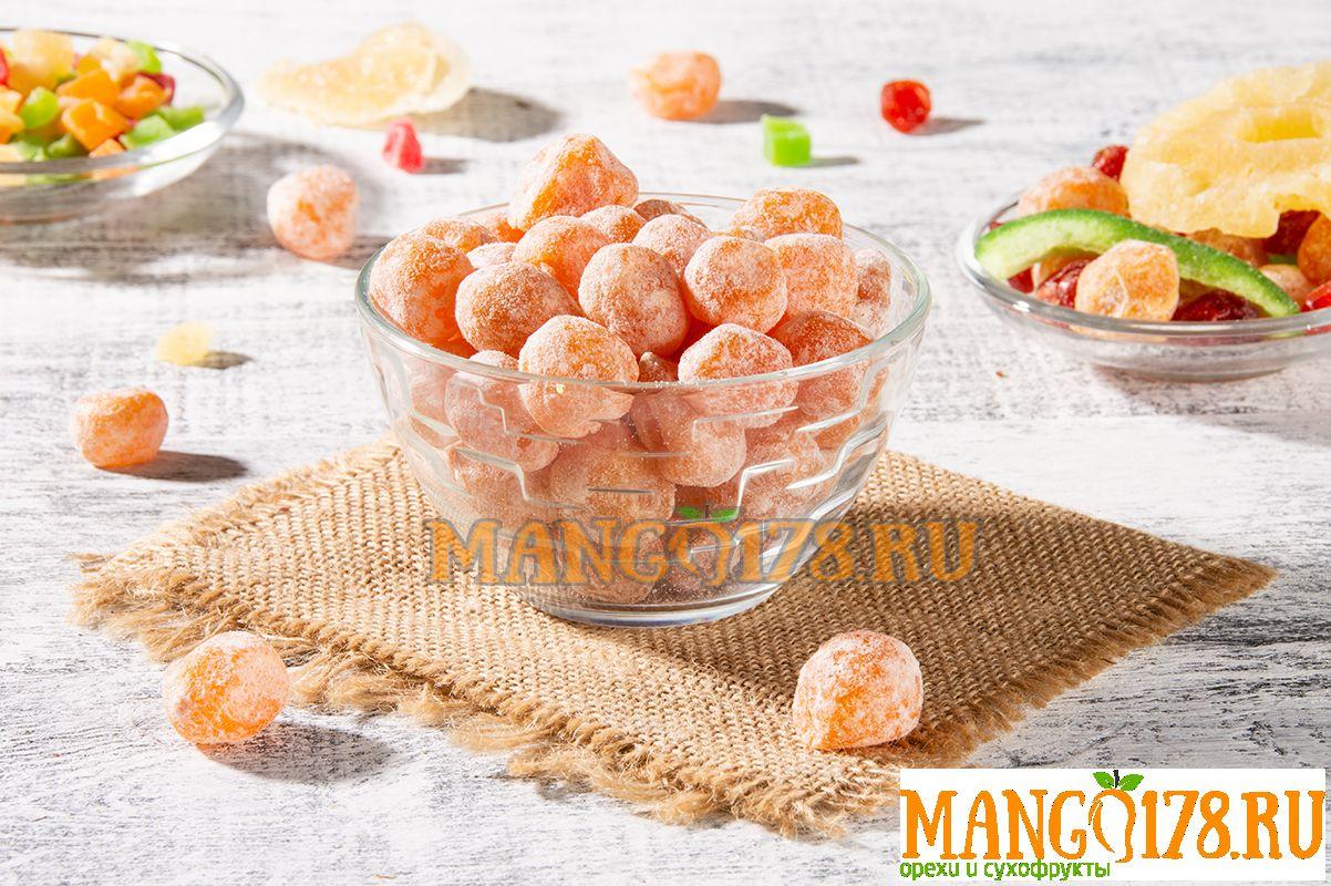 Кумкват (мандарин сушеный) в сахаре