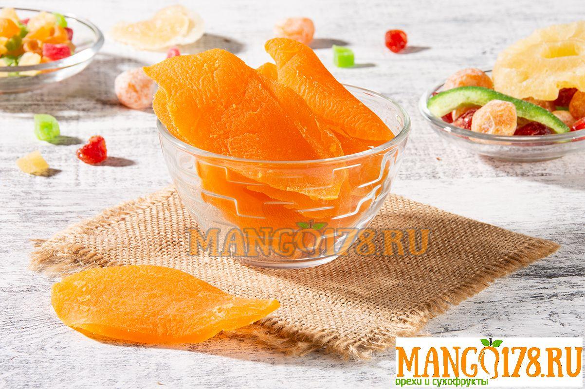 МАНГО оранжевый ЛЕПЕСТОК ЦУКАТ