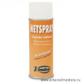 Многофункциональное очистительное средство 400 мл Netspray Virutex 8599694