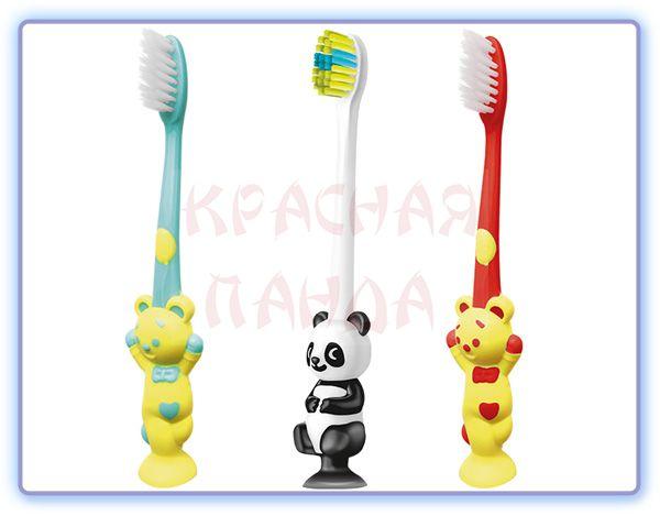 Batel Детская зубная щетка Мишутка