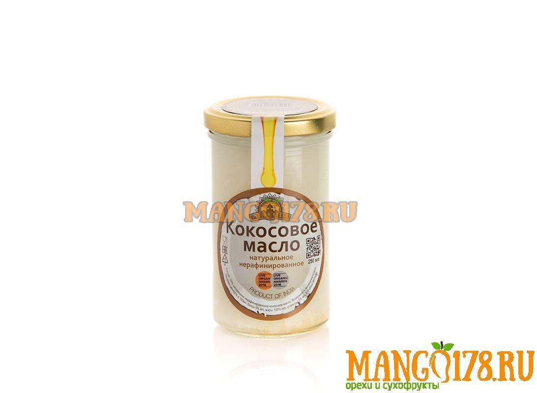 Масло Кокосовое (натуральный)250мл