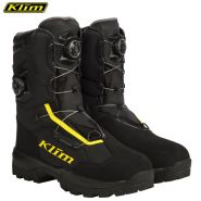 Ботинки Klim Adrenaline Pro Boa, Чёрные