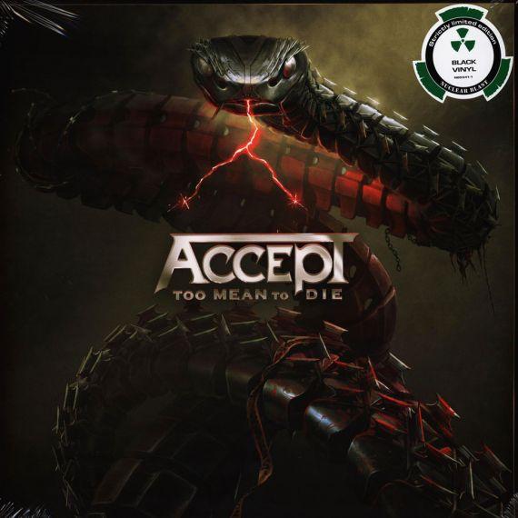 Accept - Too Mean To Die 2021 2LP