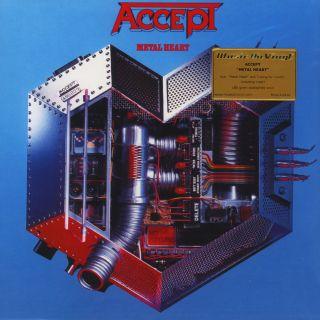 Accept - Metal Heart  1985/2019 LP