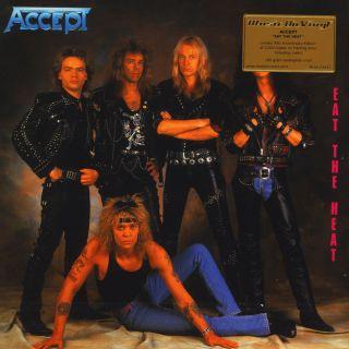 Accept - Eat The Heat  1989/2019 LP