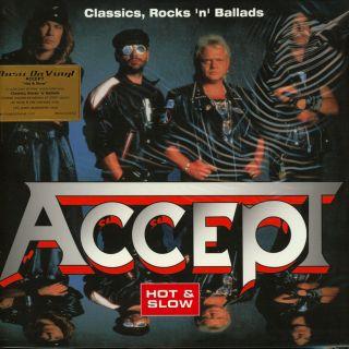 Accept - Hot & Slow-Classics, Rock 'N' Ballads 2000/2020 2LP