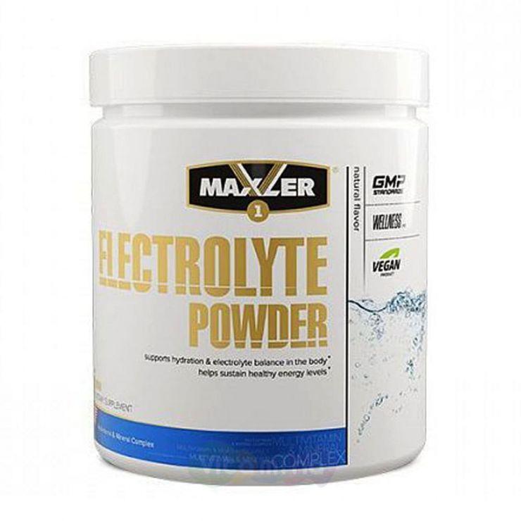 Maxler Электролитный порошок Electrolyte Powder, 204 гр