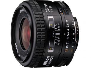 Nikon 35mm f/2.0D AF Nikkor