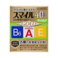 Капли Lion Smile 40 EX Gold Mild