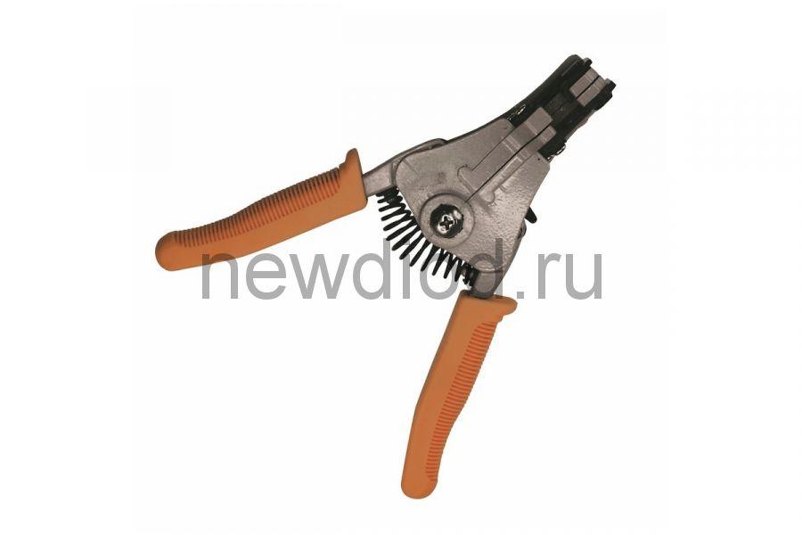Инструмент для зачистки кабеля REXANT HT-369 C 0,3 - 6 мм²