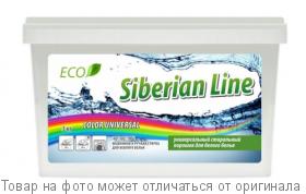Siberian Line Стиральный порошок для стирки цветных тканей (контейнер с ручкой) 3кг, шт