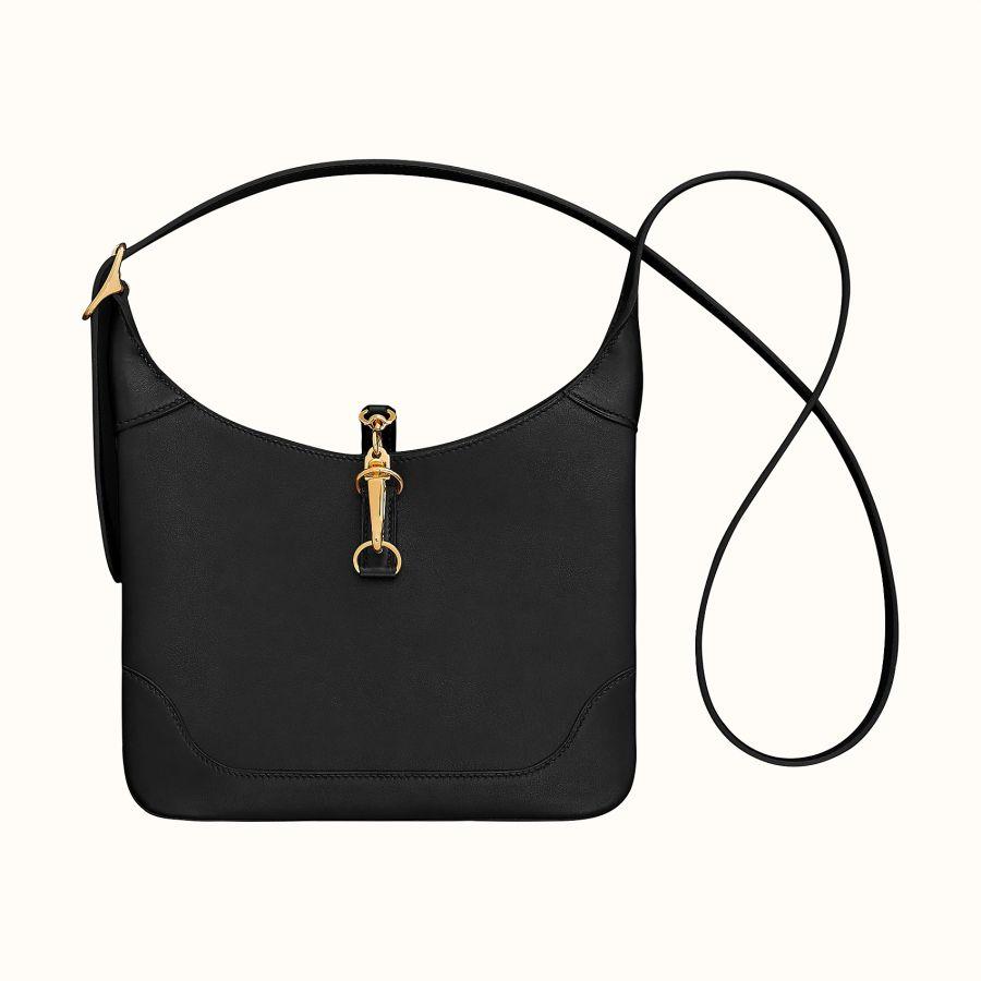 Сумка Hermes Trim Duo 24 bag (Noir)