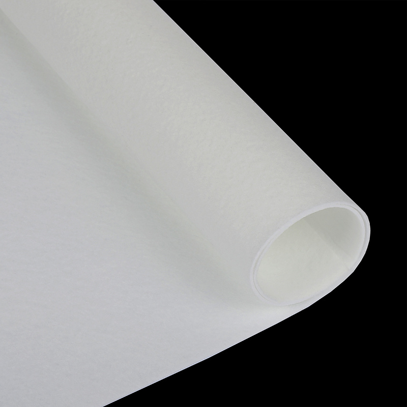 фото Фетр Ю. Корея 1,2 мм лист 22 х 30 см разный цвет FSR1.2 белый