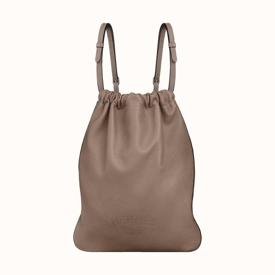 Сумка Hermes Bridado backpack (Étoupe)