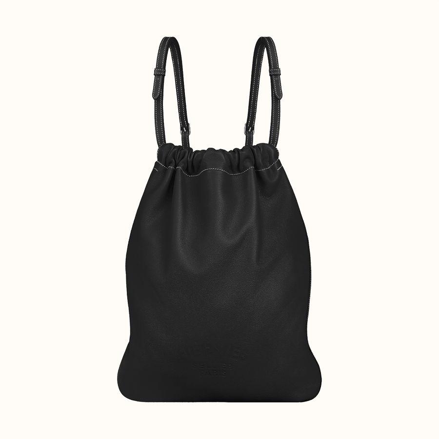 Сумка Hermes Bridado backpack (Noir)