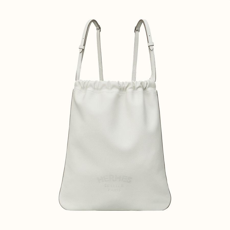 Сумка Hermes Bridado backpack (Blanc)