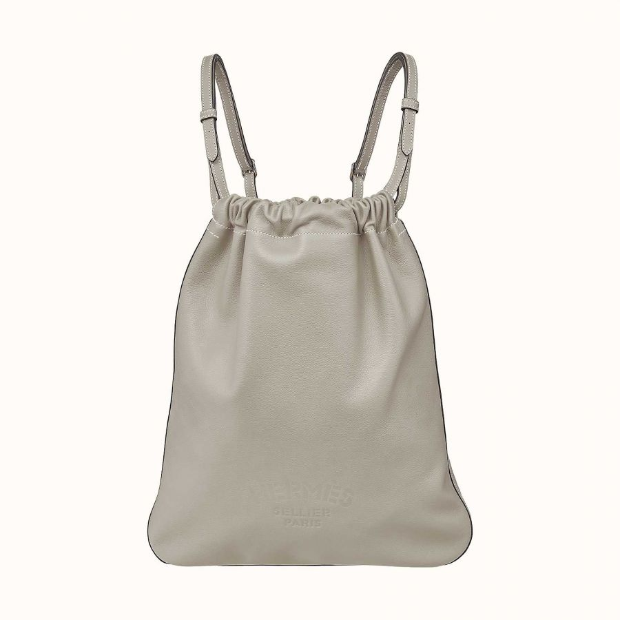 Сумка Hermes Bridado backpack (Béton)