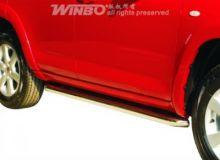 Защита штатных подножек, Winbo, сталь на длинную базу