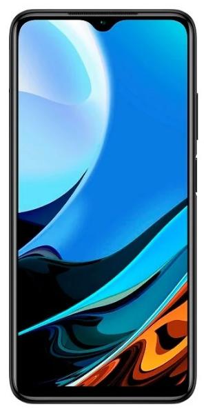Смартфон Xiaomi Redmi 9T 4/64GB NFC, Carbon Gray (RU/EAC)