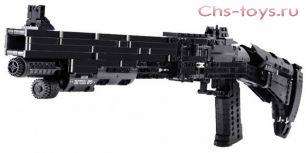 Конструктор  MOULD KING Дробовик — Benelli M4 14003 1061 дет