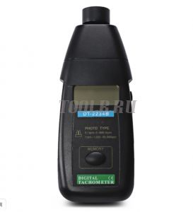 DT2234B Тахометр бесконтактный цифровой