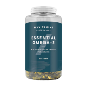 Omega-3 капсулы 90 шт. Myprotein (Великобритания)