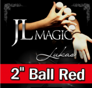 JL Lukas Ball 2 inches (Красный Шар)