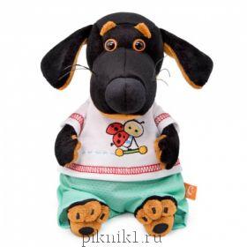 Ваксон BABY в футболке с божьей коровкой 19см