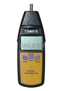 ТЕТРОН ТЭМП-5 Тахометр контактный цифровой