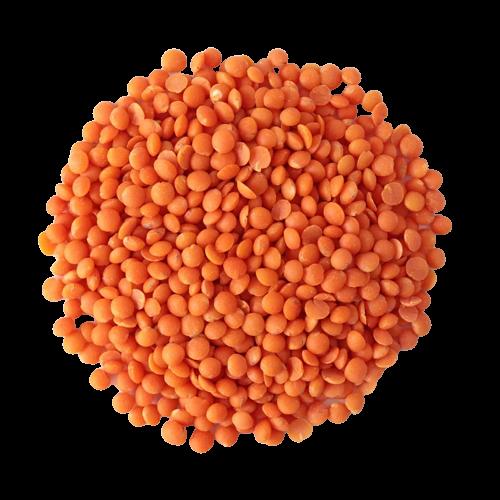 Чечевица красная, кг