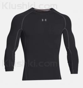 Белье компрессионное (футболка) UNDER ARMOUR HG Compression Shirt (SR)