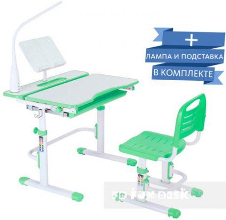 Комплект парта и стул «Cubby» Botero + лампа L1