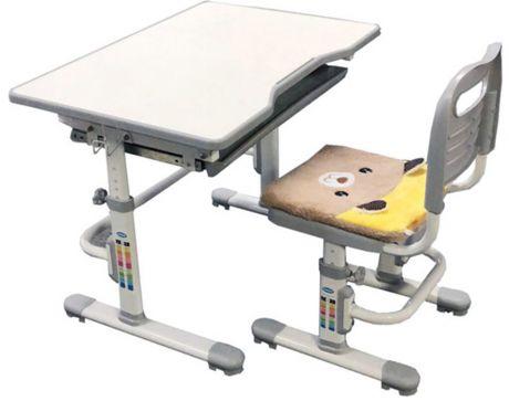 Комплект «Rifforma» SET-10: парта + стул с чехлом