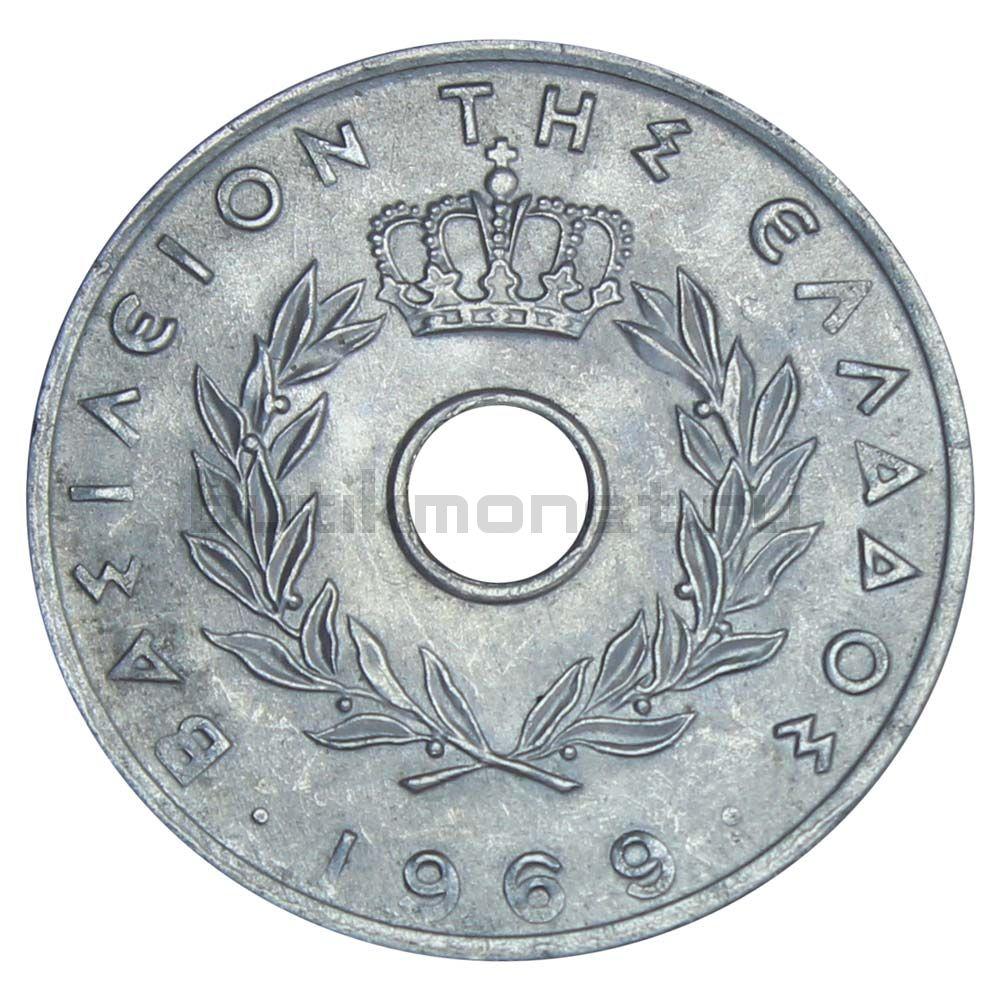 20 лепт 1969 Греция