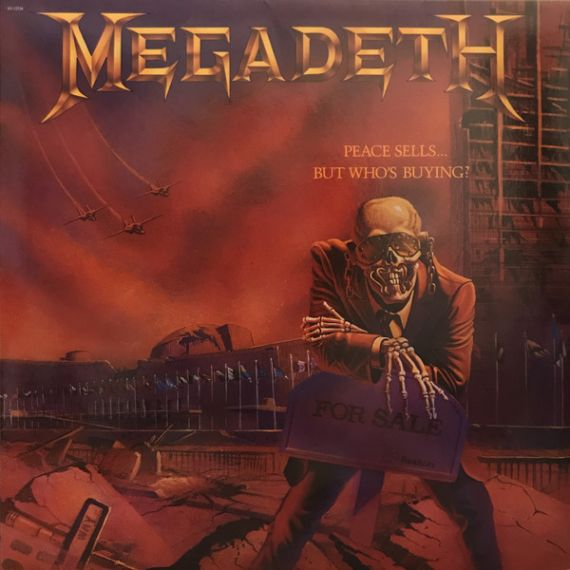 Megadeth - Peace Sells… But Who's Buying? 1986/2008 LP