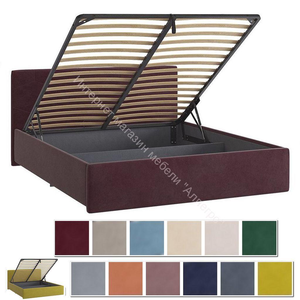 Кровать 1.6 Квантум 2  с подъем. механизмом