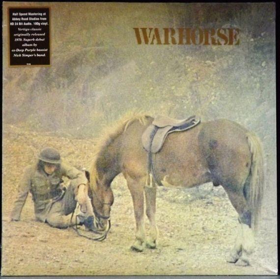 Warhorse - Warhorse 1970/2014 LP