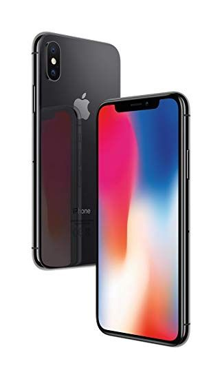 iPhone X 64GB серый космос